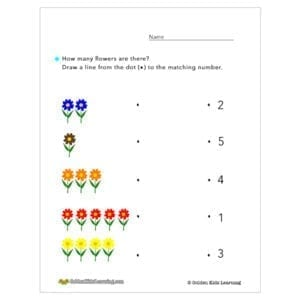 count & line 1