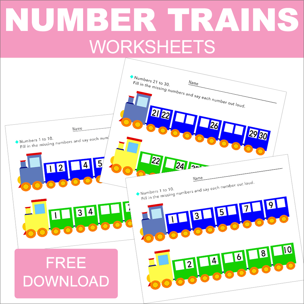 Number-Trains